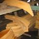 Construção de um rabelo - (1)