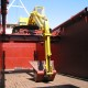 4 – Converting a general cargo ship into a sand carrier vessel