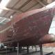 1 - Hull under construction