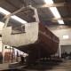 2 - Hull under construction